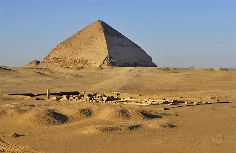 Snefer's Pyramids