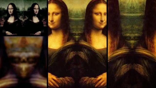 Leonardo da Vinci ∴ Inventions and Discoveries ∴ Alien Contact Da Vinci Paintings Secrets