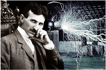 "Nikola Tesla 's Interview — ""Everything Is Light"""